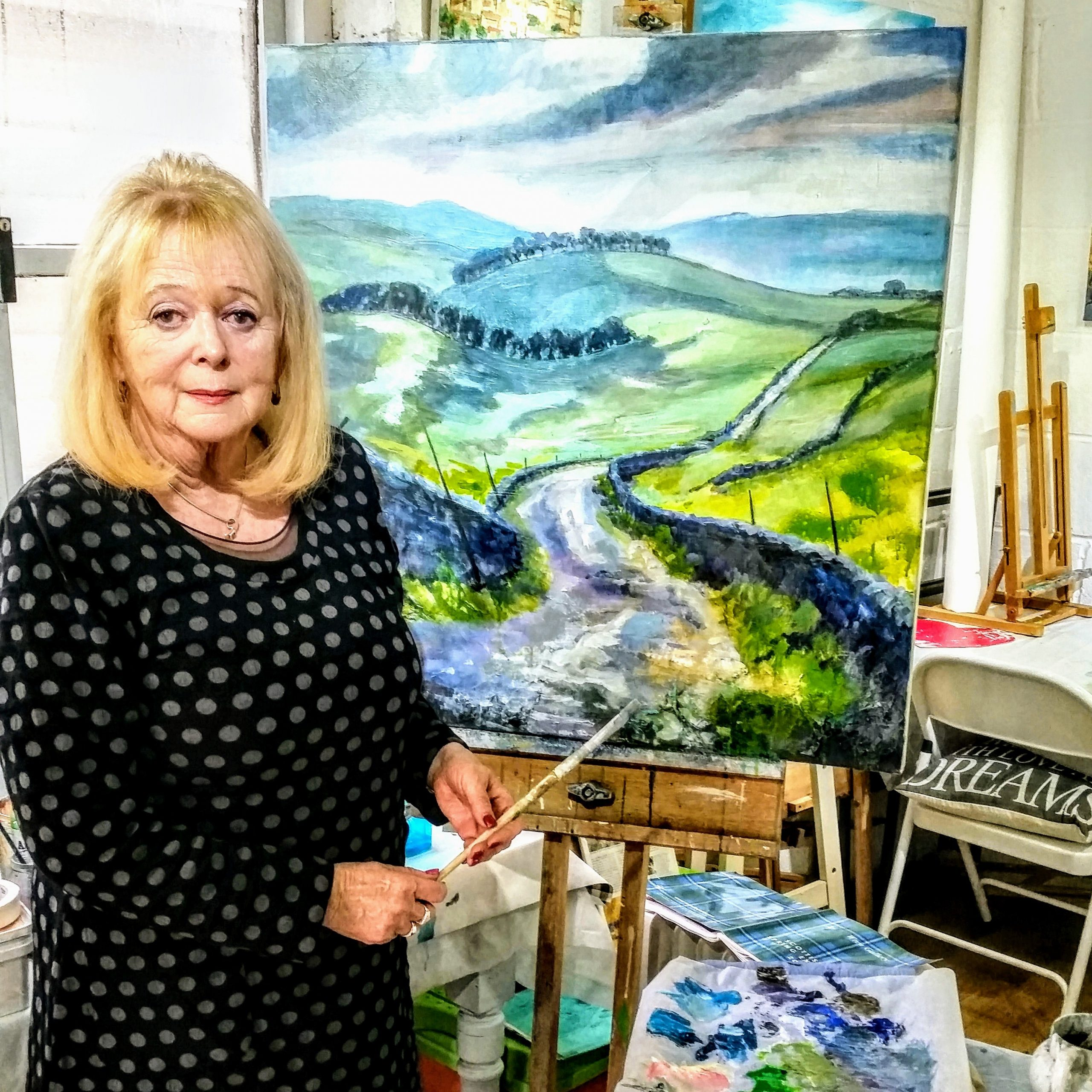 Jan Rawnsley Artist