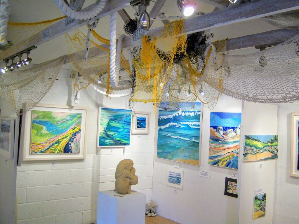 Jan's private exhibition