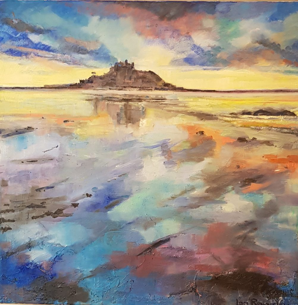Painting of St Michaels Mount